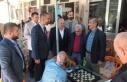 DEVA partisi il teşkilatı Arıcak'ı ziyaret...