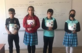 Arıcak Ortaokulundan bursluluk sınavında büyük başarı
