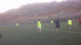 Arıcak genç takımı antrenmanlara başlamıştır