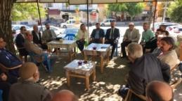 DEVA partisi il teşkilatı HES ile ilgili açıklamalarda bulundular.