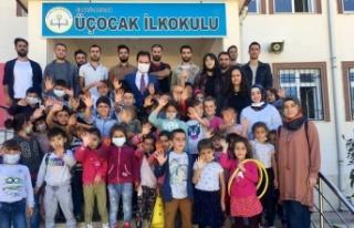 Arıcak Milli Eğitim Müdürü Fethi KILINÇ Üçocak...