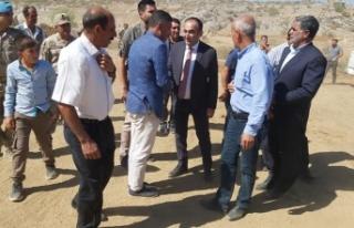 Diyarbakır Hani Kaymakamı Abdullah YÜKSEL Üçocak...