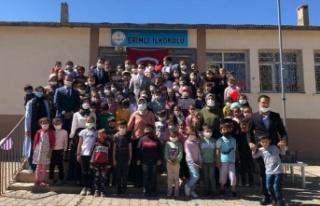 """Erimli İlkokulu """"İlköğretim Haftası""""..."""