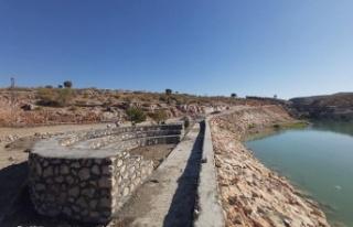 Üçocak Millet Parkı ikinci etap inşaat çalışmaları